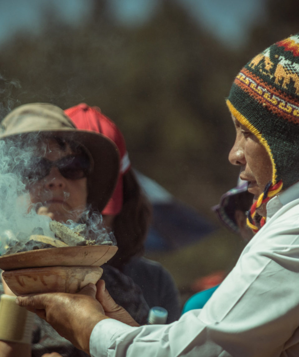 Ceremony To Pachamama 2