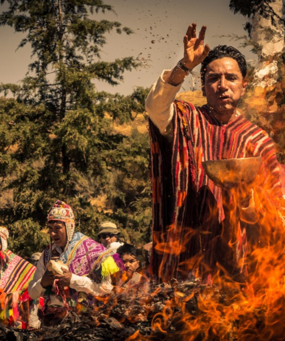 Ceremony To Pachamama