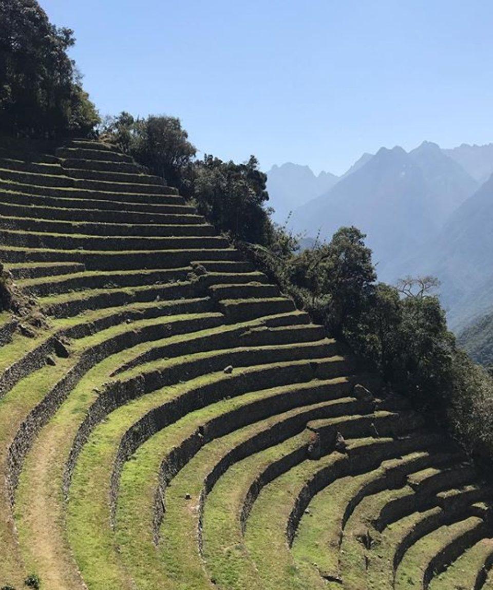 INCA TRAIL 9