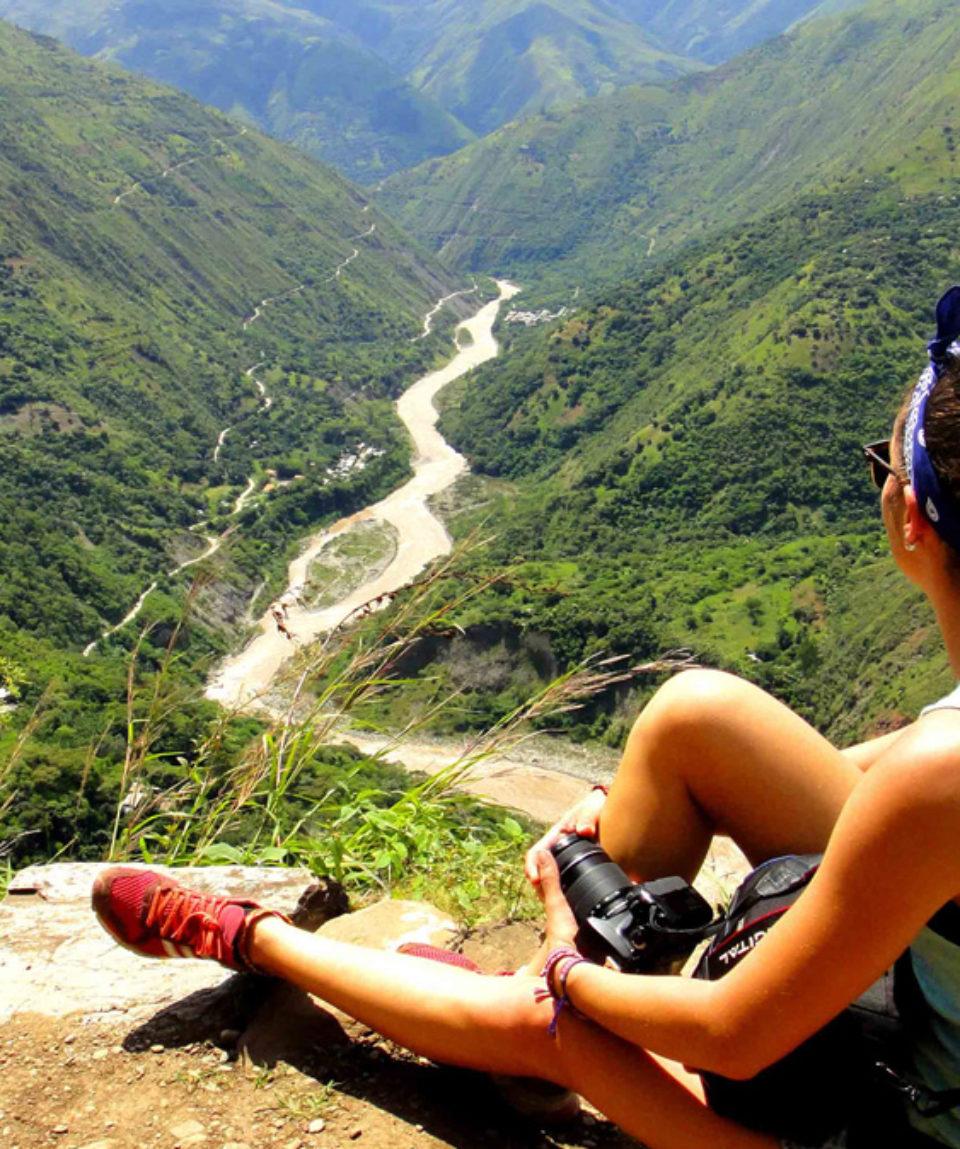 Inka jungle to machupicchu