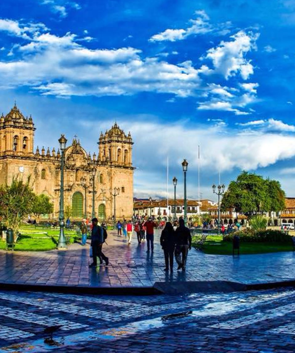 Peru Spiritual 14 Days 13 Nights cusco